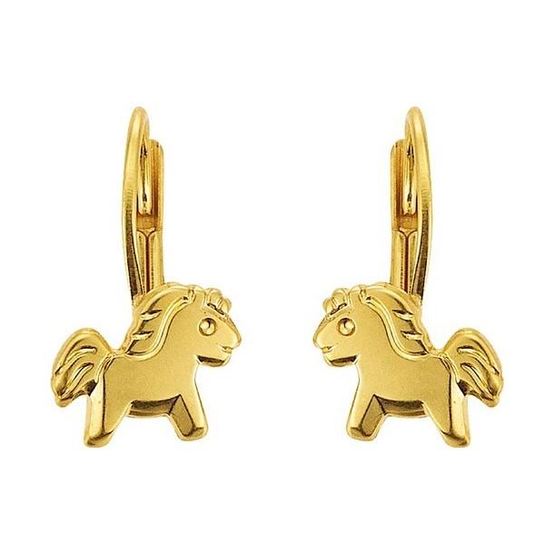DIADORO Gold Basics Kinderschmuck GG 585 - KI122