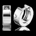 Engelsrufer Silbercreolen - ERE-LENA-CR