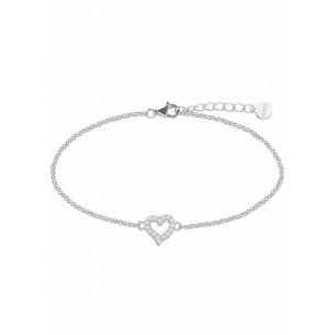 Armband Silber - Herz Zrikonia, XS3413