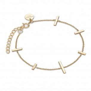 Armband - Mulberry Gold - JMUG-J005