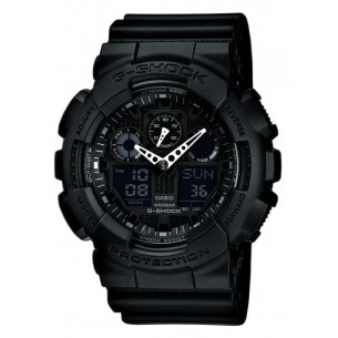 Herrenchronograph - G-Shock, GA-100-1A1ER