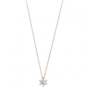 Xenox Kette Silber rosè - XS7175R