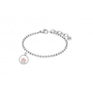 Armband - Stern rose, X6309