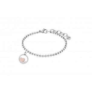 Xenox Armband - Herz rose` - X6310