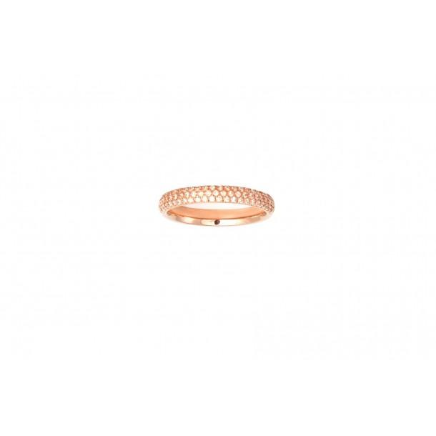 Xenox Ring Edelstahl rose` - X2106/56