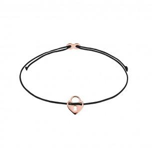 Armband Mädchen - Schlößchen rose, XS1680R