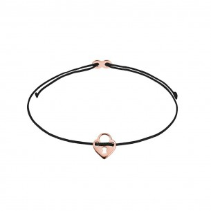 Xenox Armband Mädchen - Schlößchen rose` - XS1680R