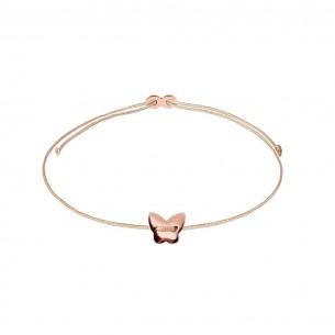 Xenox Armband Mädchen -  Schmetterling - XS1688R