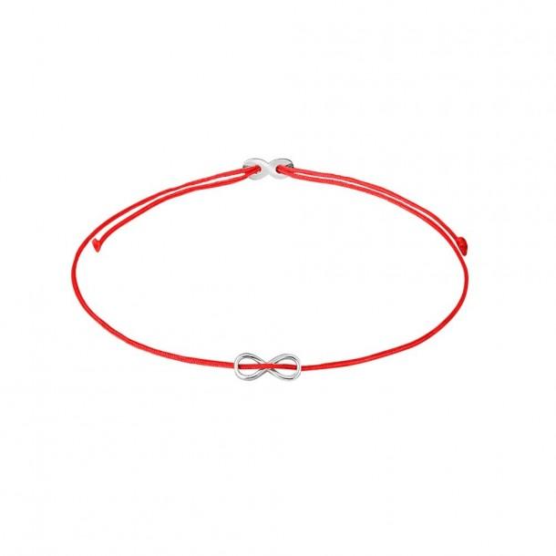 Xenox Armband Mädchen - Unendlichkeit - XS1670