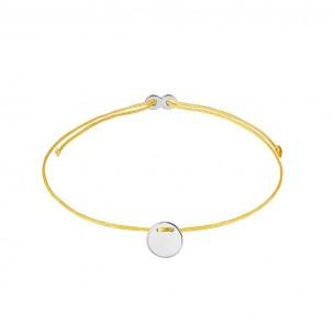 Xenox Armband Mädchen - Silberhänger - XS1672