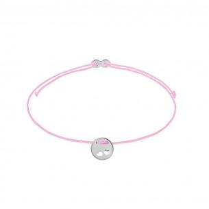 Xenox Armband Mädchen - Doppelherz - XS1683