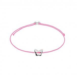 Xenox Armband Mädchen - Schmetterling - XS1688