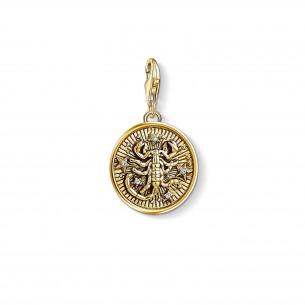 Thomas Sabo - Sterling Silver Charm Anhänger - Sternzeichen Skorpion - 1659-414-39