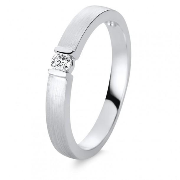 Diamond Group Brillantring - 750er Weissgold - 1A377W850-1