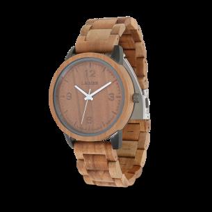 Herrenuhr - Holz Eddi, 0085