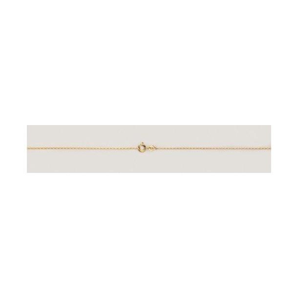 DIADORO Goldkettchen Goldkette Anker 585/- - L 42cm - G0440/4042