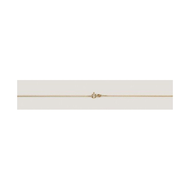 DIADORO Goldkettchen Goldkette -/585 Venezianer  L 42cm - G0435/42
