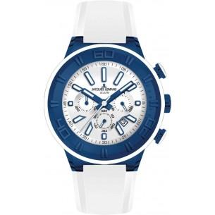 Jacques Lemans Uhr Herrenarmbanduhr, 1-1820J