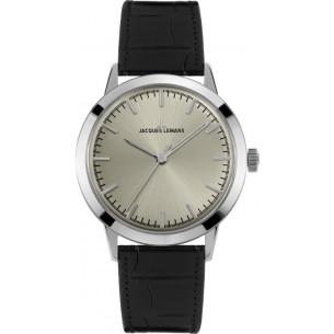 Jacques Lemans Uhr Herrenarmbanduhr, N-1563A