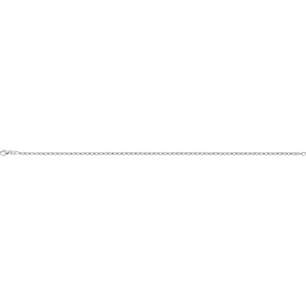 FSK01, Fusskette Silber 925/Erbs