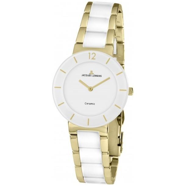 Jacques Lemans Uhr Damenuhr, 42-3F