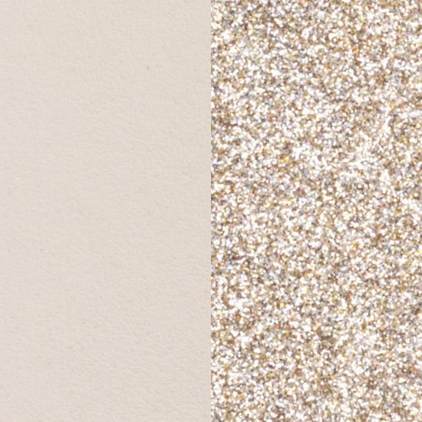 Les Georgettes Les Georgettes Ledereinlage für Ohrschmuck, 43mm LEDC4-43O, 3607051491046