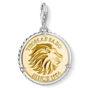 Thomas Sabo - Charm Club Charm - Coin Löwe 1697-966-39, 4051245403299