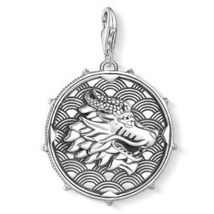 Thomas Sabo - Charm Club Charm - Coin Drache 1699-637-21, 4051245403312