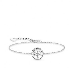 Armband Silber 925 Lebensbaum, SCA150233