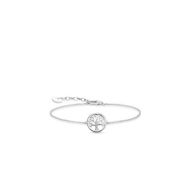 Thomas Sabo - Sterling Silver Armband Silber 925 Lebensbaum SCA150233, 4051245404821