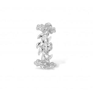 Blossom Ring Silber 925/- Flower 21611228-54, 21611228