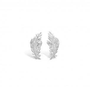 Blossom Ohrstecker Silber 925/- - Feder 21911121, 21911121
