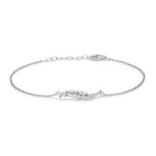 Blossom Armband Silber 925/- - Feder 21101251-20, 2110125120