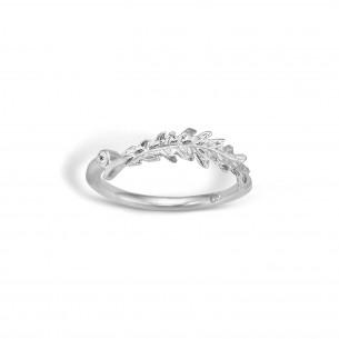 Blossom Ring Silber 925/- Zirkonia 21621251-54, 21621251
