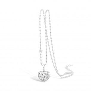 Blossom Collier Silber 925/- Herz 21321271-45, 2132127145