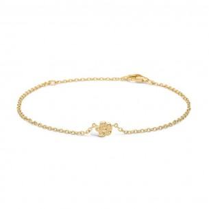 Blossom Armband silbervergoldet 925/- Blume 23101165-20, 23101165