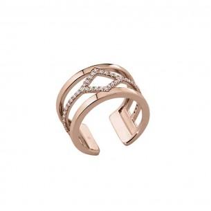 Les Georgettes Ring - Fassade small ohne Leder-oder Vinyleinlage, FASR12S