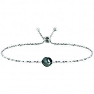 Armband Silber 925, Pyrit, ERB-LILGEM-PY