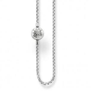 Silberkette - Karma 45 cm, KK0001-001-12-L45