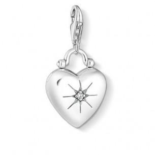Charm Anhänger - Herz Medaillon, 1746-643-14
