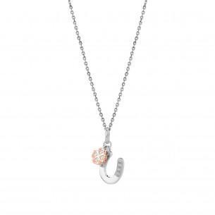 Collier Silber 925, Glücksbringer, XS3455RK