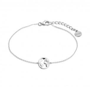 Armband Wanderlust - Silber 925, XS3165