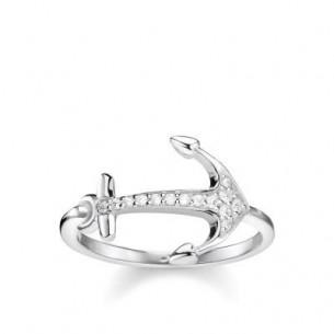 "Thomas Sabo Ring ""Anker"", TR2234-051-14-50"