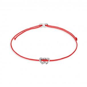 Armband Mädchen - Doppelherz, XS1685