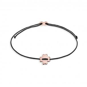 Armband Mädchen - Kleeblatt rose, XS1687R