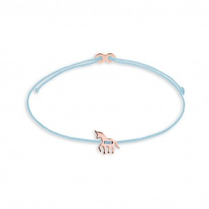 Armband Mädchen - Einhorn rose, XS1684R
