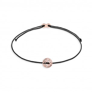 Armband Mädchen - Lebensbaum rose, XS1673R