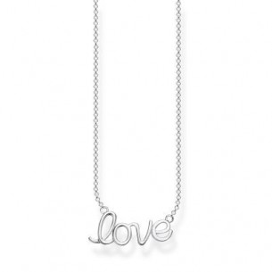 """Thomas Sabo Collier - """"Love"""", KE1847-001-21-L45V"""