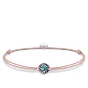 "Thomas Sabo Armband - ""Little secret abalone Perlmutt"", LS075-297-7-L20V"