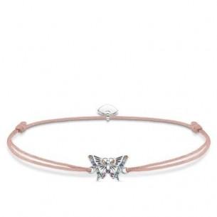 """Thomas Sabo Armband - """"Little Secret Schmetterling"""", LS082-640-7-L20V"""